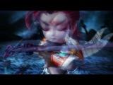 Чибики - Fantasy Zhu Xian (официальный русский трейлер)